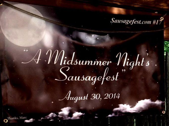 2014 – A Midsummer Nights Sausagefest