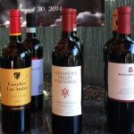 Six Uncorked Bottles of Fine Wine at Sausagefest