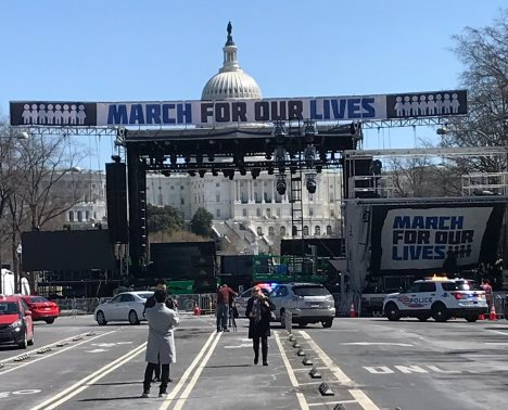 Sausagefest supports March For Our Lives!